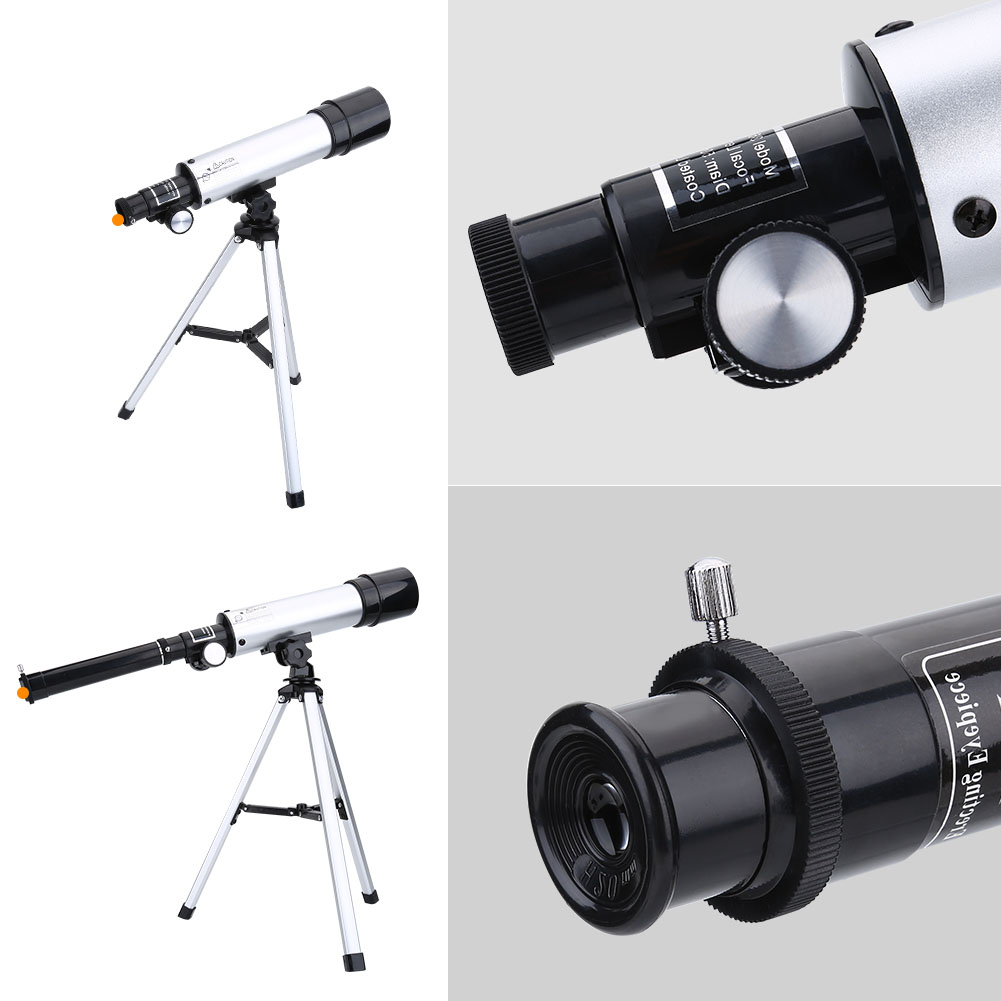 refracting telescope essay Refraction is the key to how lenses work—and lenses are the key to binoculars,  telescopes, and glasses but how do we get from light bending.