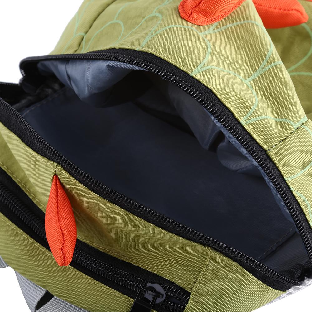 Dinosaur Baby Kid Child Backpack Toddler Anti-lost Mini Preschool Storage Bag BT