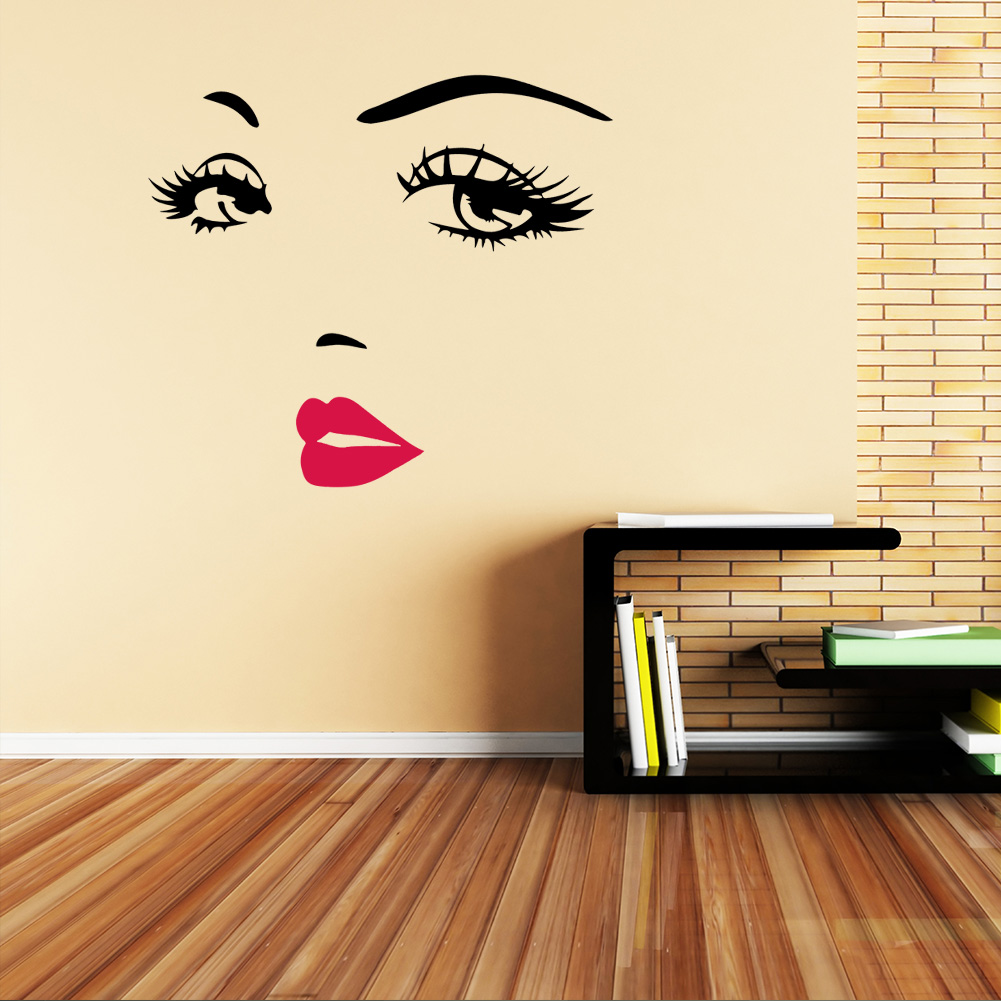 Beautiful PVC Wall Stickers Quote Removable Vinyl Decal Art Mural ...