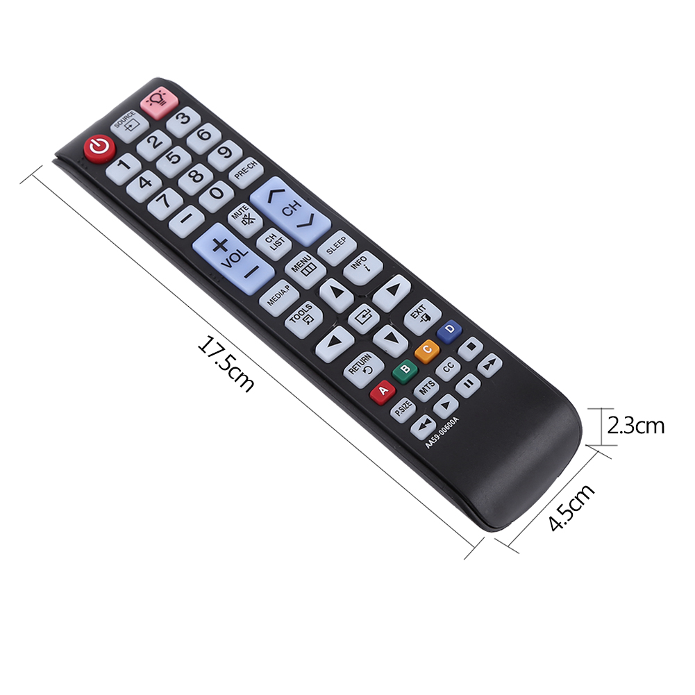 Universal Remote Control Replacement AA59-00600A