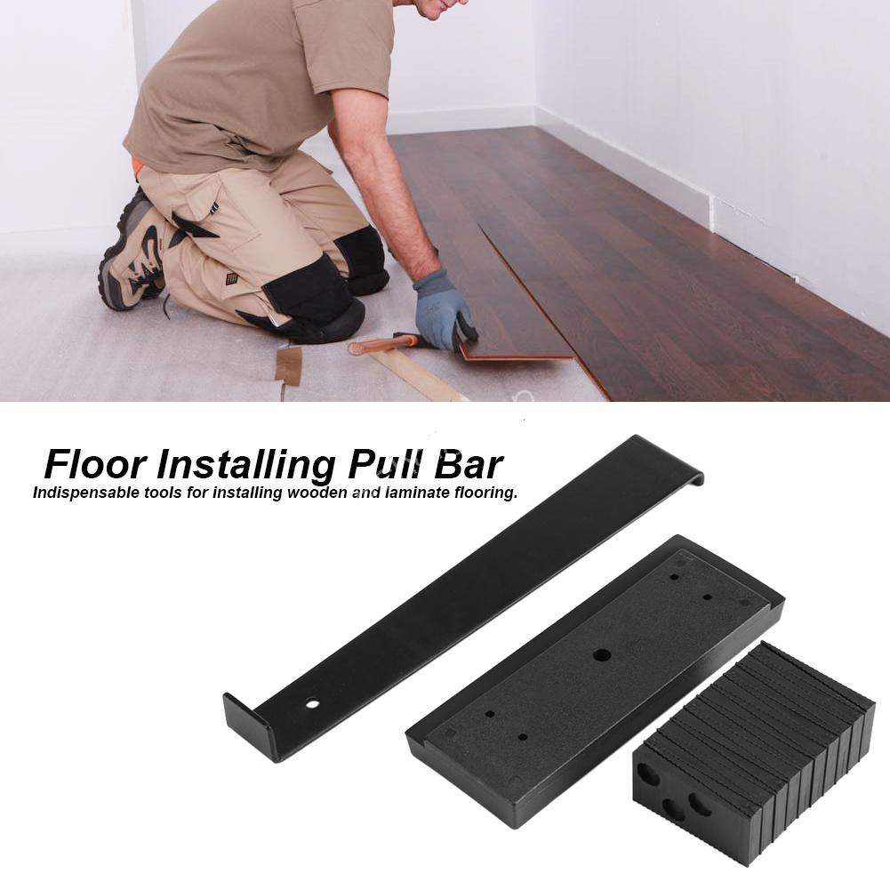 Wood Flooring Laminate Installation Floor Fitting Kit Set Tool Wooden Diy Home E