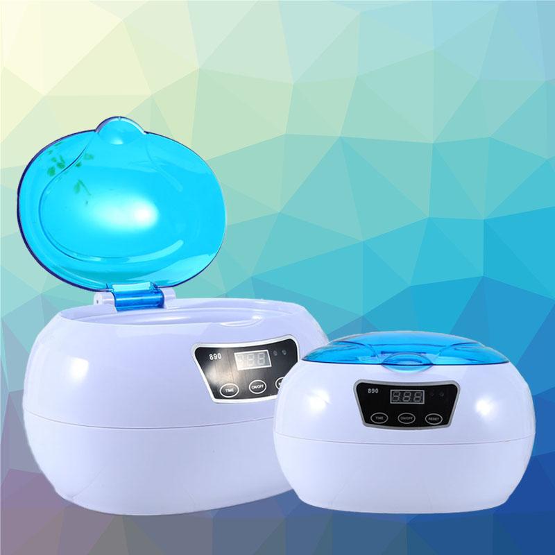 600ml ultraschall reinigungsger t ultraschallreinigung. Black Bedroom Furniture Sets. Home Design Ideas