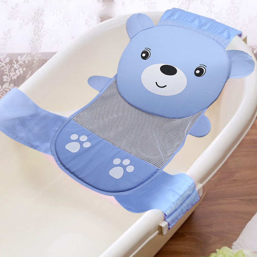 Infant Newborn Toddler Tub Sling Baby Bath Seat Shower Bathing ...