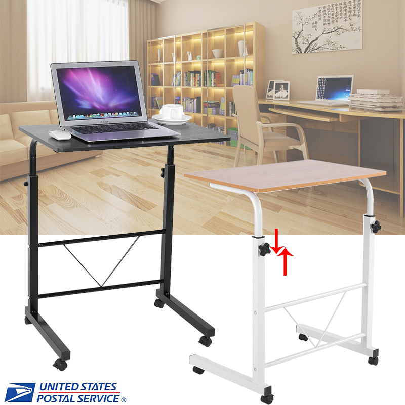 split laptop adjustable bed lounge rolling cart height couch pin angle top desk work