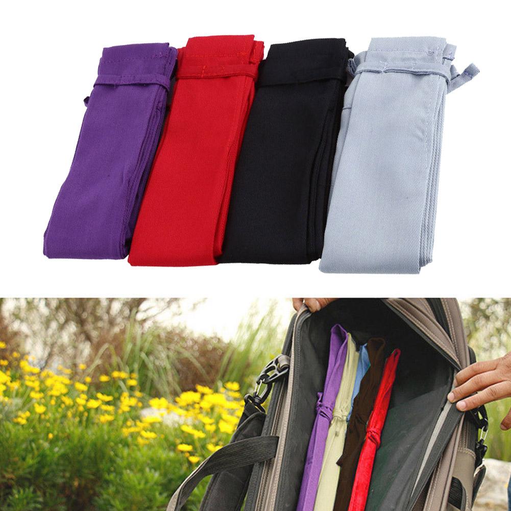 Cotton Cloth Fishing Rod Sleeve Pole Sock Protector Case Pole Bag ...