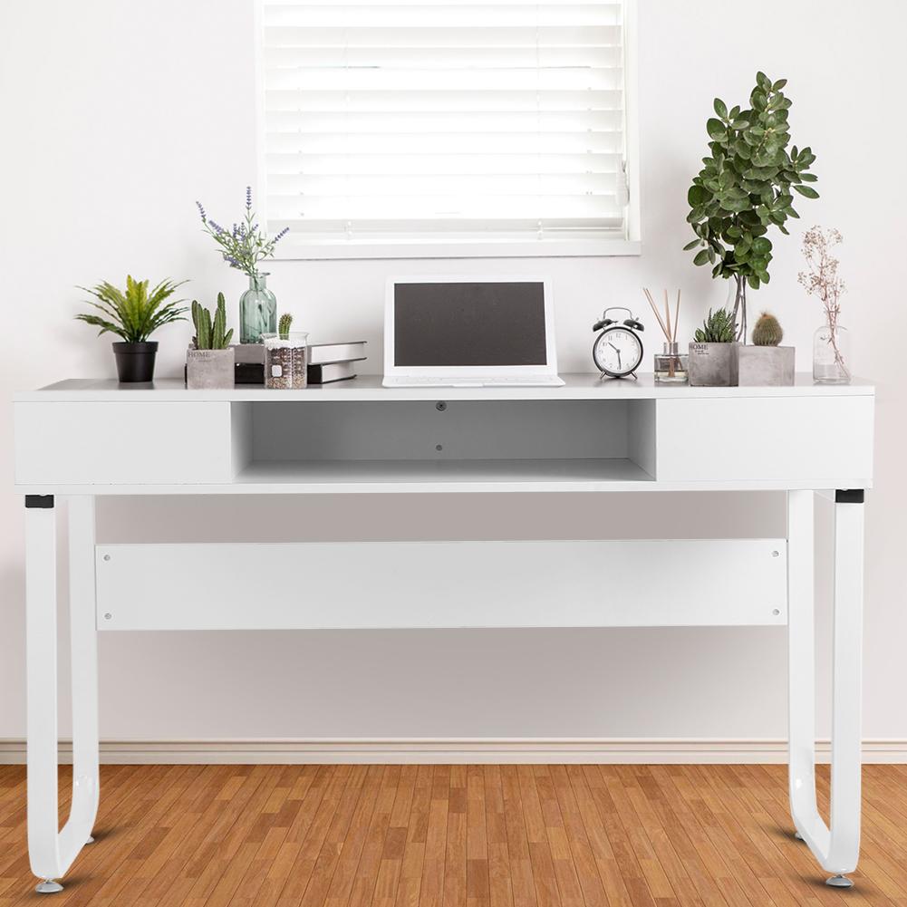 computertisch laptoptisch schreibtisch b rotisch 120 x 60 x 75 cm wei gd 03 ebay. Black Bedroom Furniture Sets. Home Design Ideas