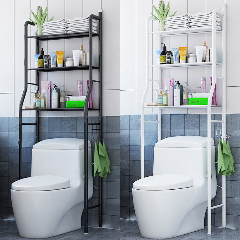 Badregal toilettenregal waschmaschine regal standregal for Badezimmer regal uber toilette