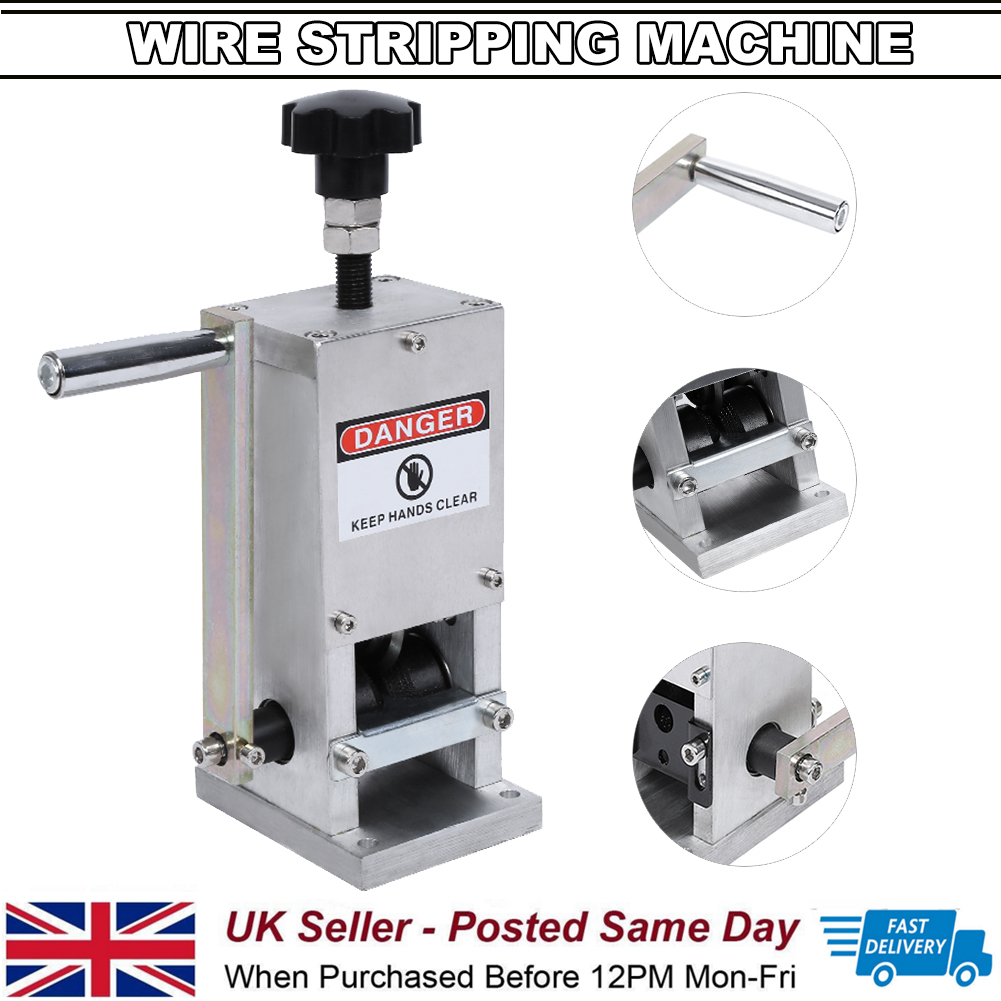 Fantastic Scrap Cable Wire Stripping Machine Picture Collection ...