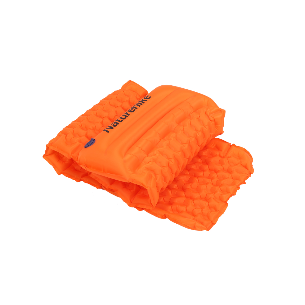 Double-thin Inflatable Air Mattress Sleeping Pad Bed ...