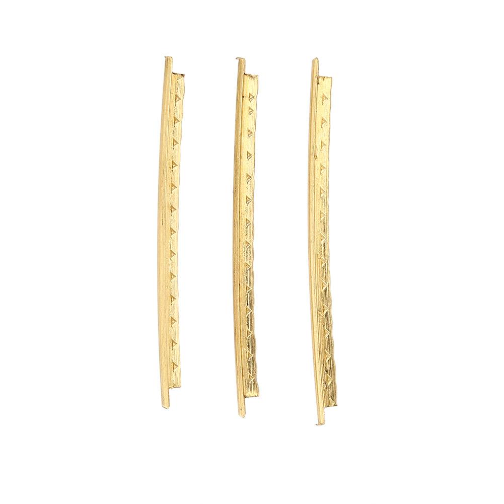 20pcs 2mm brass gold fret wire fingerboard frets set for folk acoustic guitar st 826963253419 ebay. Black Bedroom Furniture Sets. Home Design Ideas