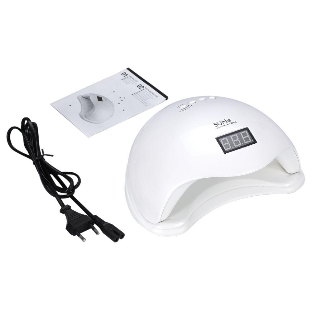 48W SUN5 Professional LED UV Nail Lamp Led Nail Light Nail