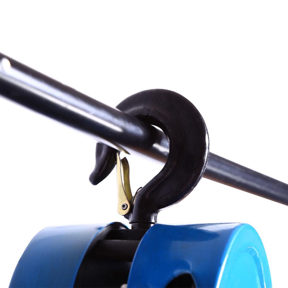 Flaschenzug Kettenzug Kettenflaschen Hebenketten Hebelzug Seilzug max 500kg NEU