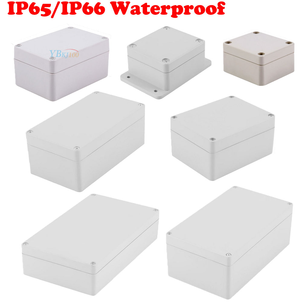 7 Size Ip65 66 Waterproof Outdoor Junction Box Cable Wire Wiring Connector Underwater