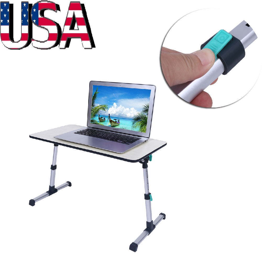 standing holder desks breakfast reading laptop tray adjustable foldable notebook in from item bed coach for stand couch sofa table desk portable
