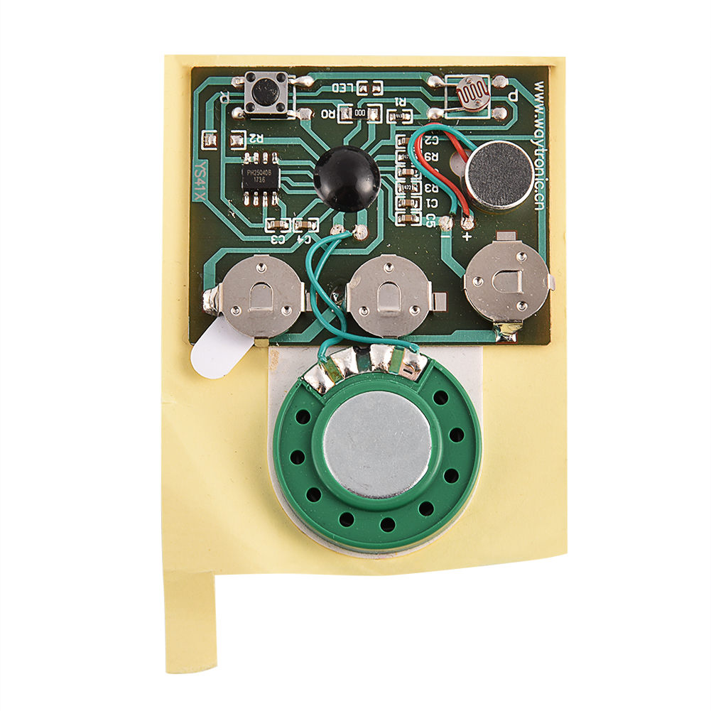 5pcs 30s Greeting Card Recordable Voice Chip Music Sound Chip Module