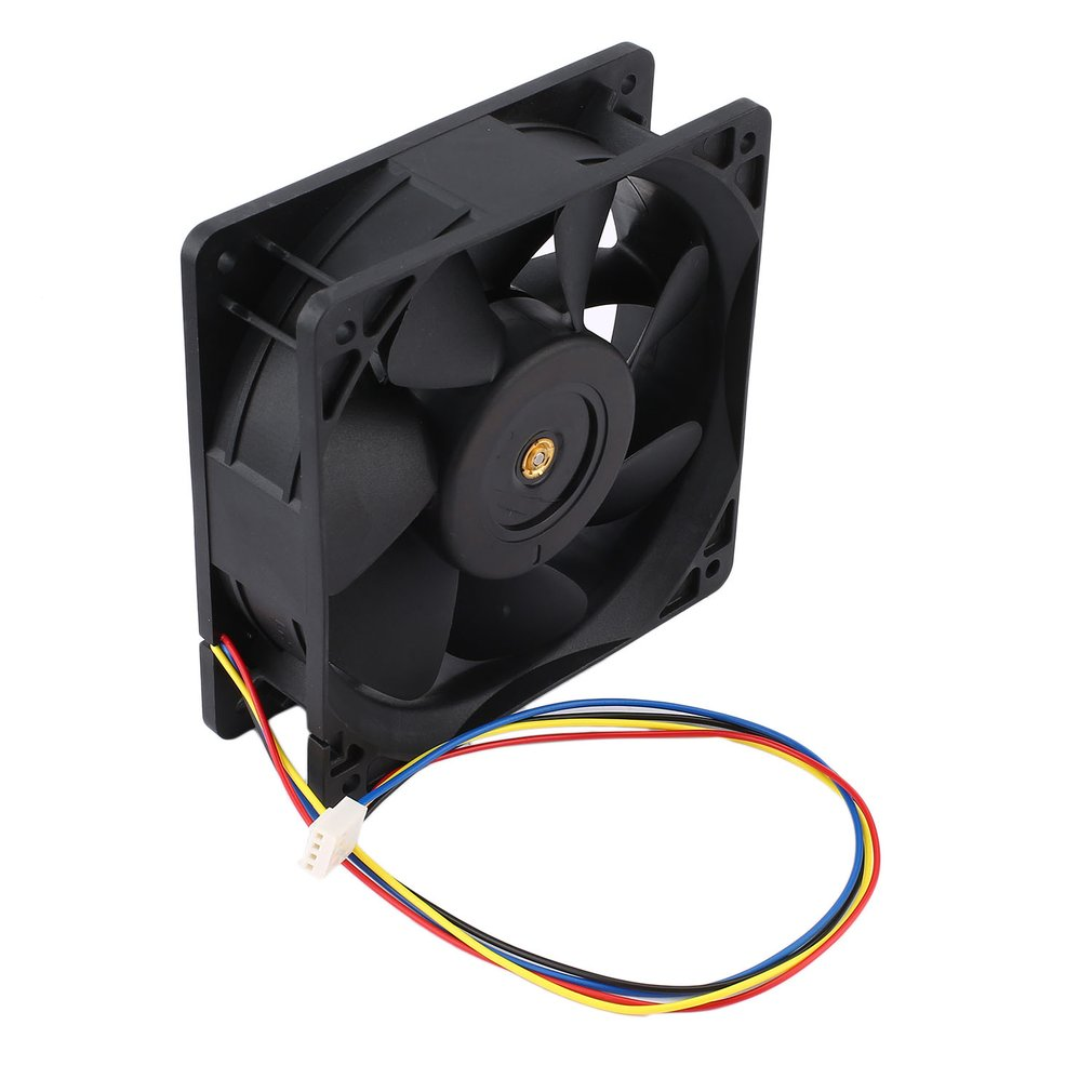 7500rpm Mining Cooling Fan Replacement 4 Pin 12v 5a For Antminer Foxconn Wire Diagram Details