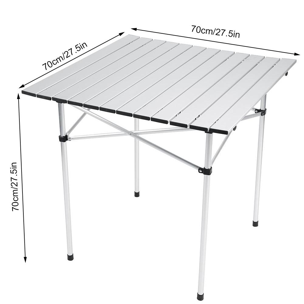 Alu Tisch Klapptisch Gartentisch Picknick Campingtisch Falttisch Koffertisch NEU
