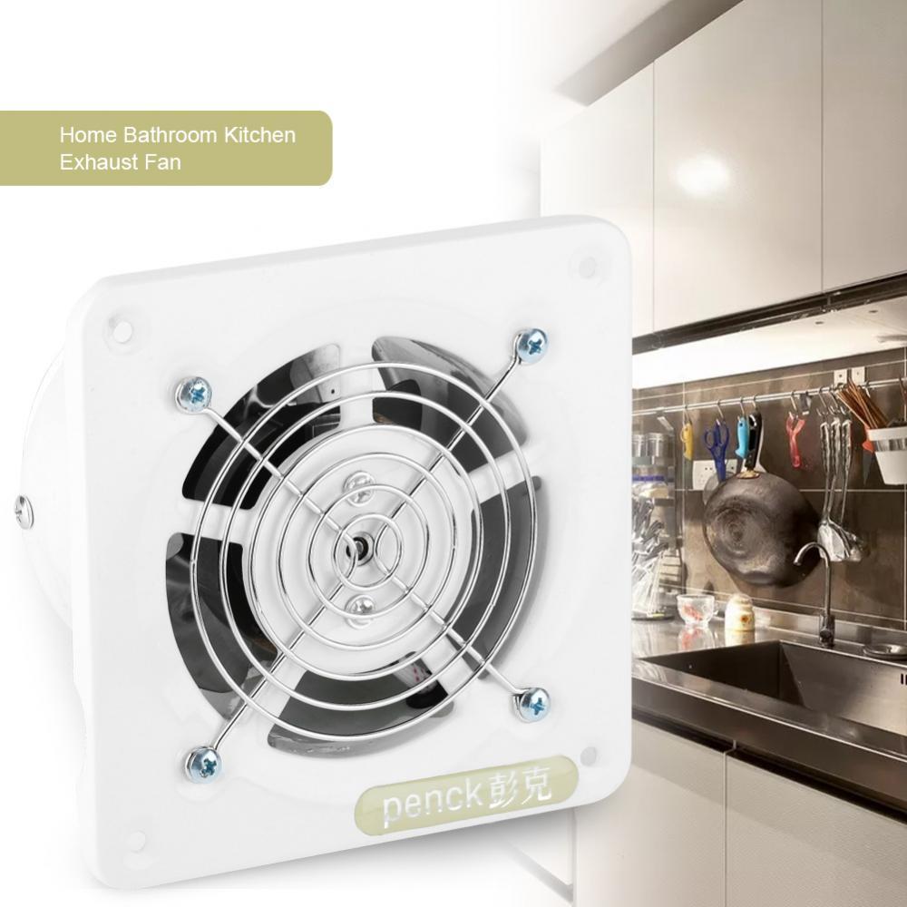 25W 220V lärmarm Lüfter Wand-Abluftventilator für Badezimmer Küchen ...