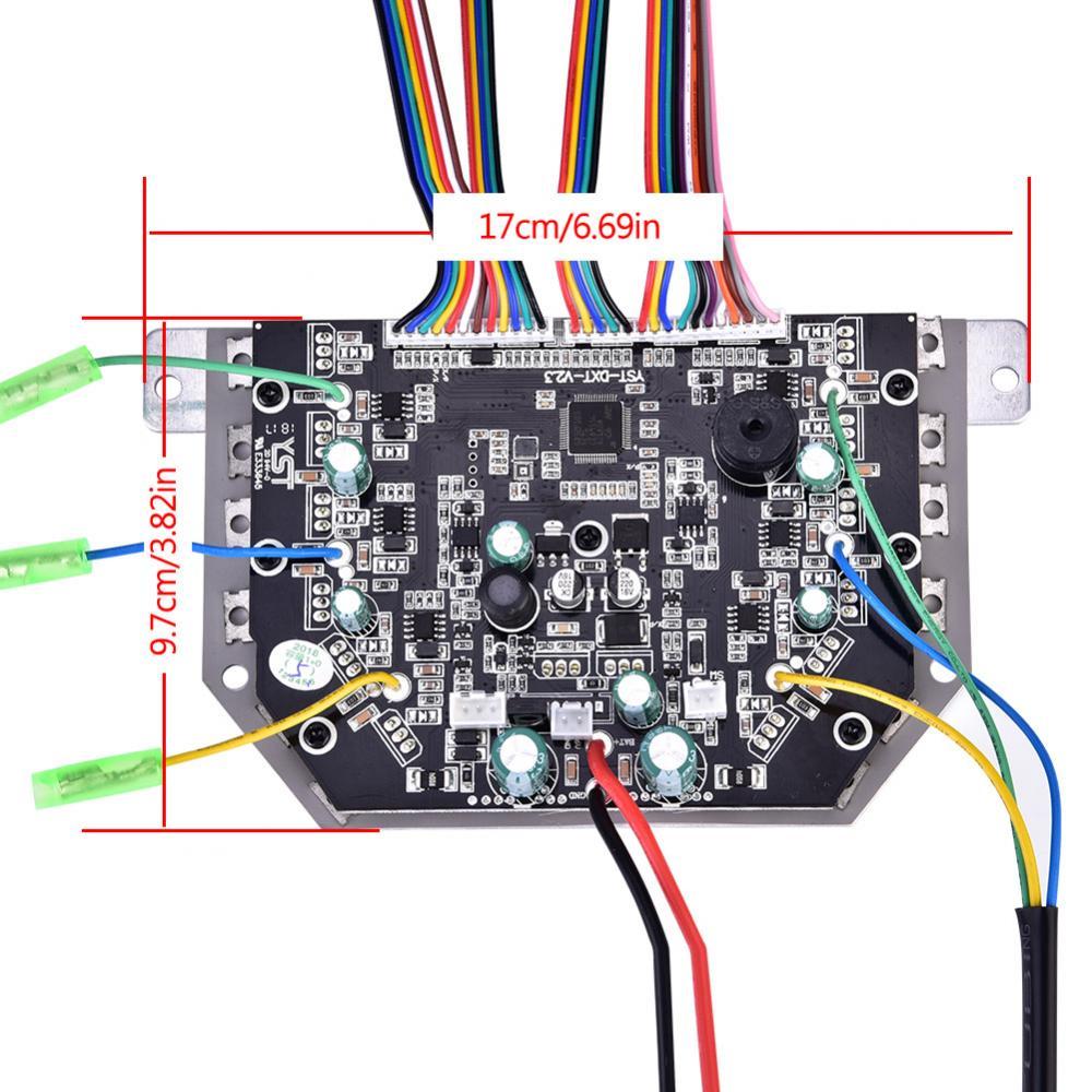 Neu Wichtigsten Roller Motherboard Replacement Circuit Board Part Boards 4 Von 12 Kit Fr