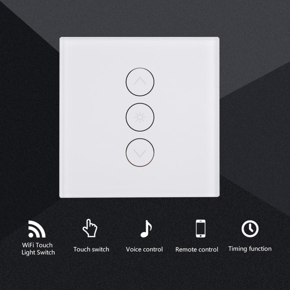 SMART WIFI Touch Lichtschalter Fernbedienung Timing Wireless Switch ...