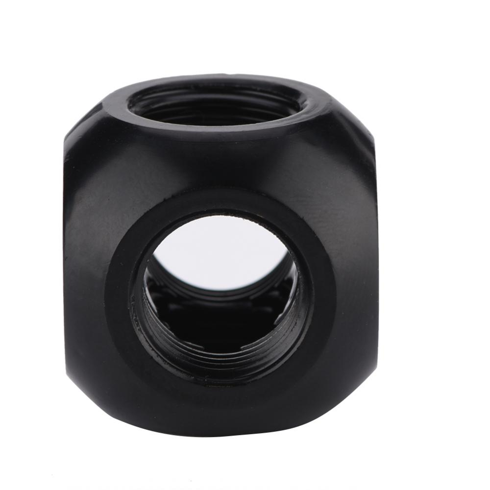 G1//4 Thread Soft Tube Fitting Connector Adapter for PC Water Cool System 11mmTB