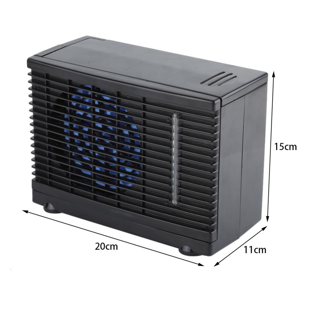 12v portable home voiture climatiseur evaporatif. Black Bedroom Furniture Sets. Home Design Ideas