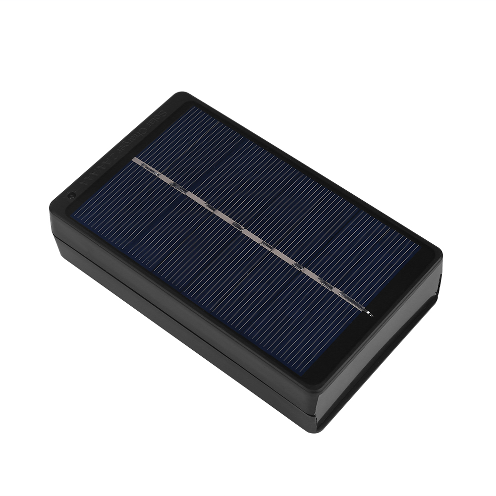 1w 4v Solar Panel Battery Charger Box For 2aa Aaa 1