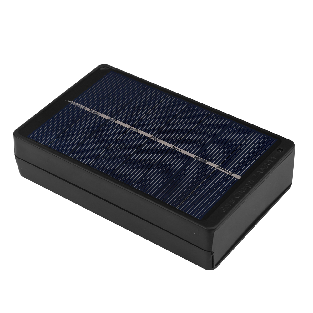New 4v 1w Solar Panel Power Charger Travel Outdoor Hiking