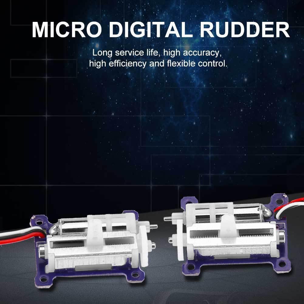 1.5g Servo Micro Digital Analog Servo Loading Linear Actuator Servo 3.7V-5V