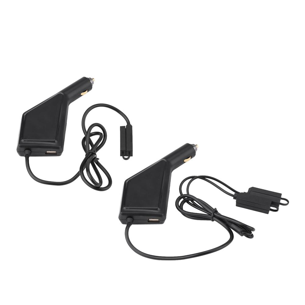 This car charger is special for DJI MAVIC AIR. Made of high quality material, it is durable and environmental friendly. Dual battery charger With 2 battery ...