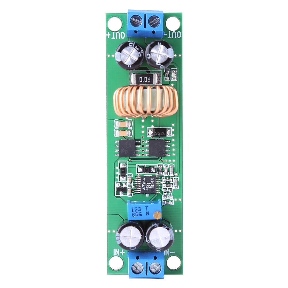 DC-DC Buck Step-down 12-60V to 3V 6V 9V 12V 24V 10A Converter Voltage Regulator