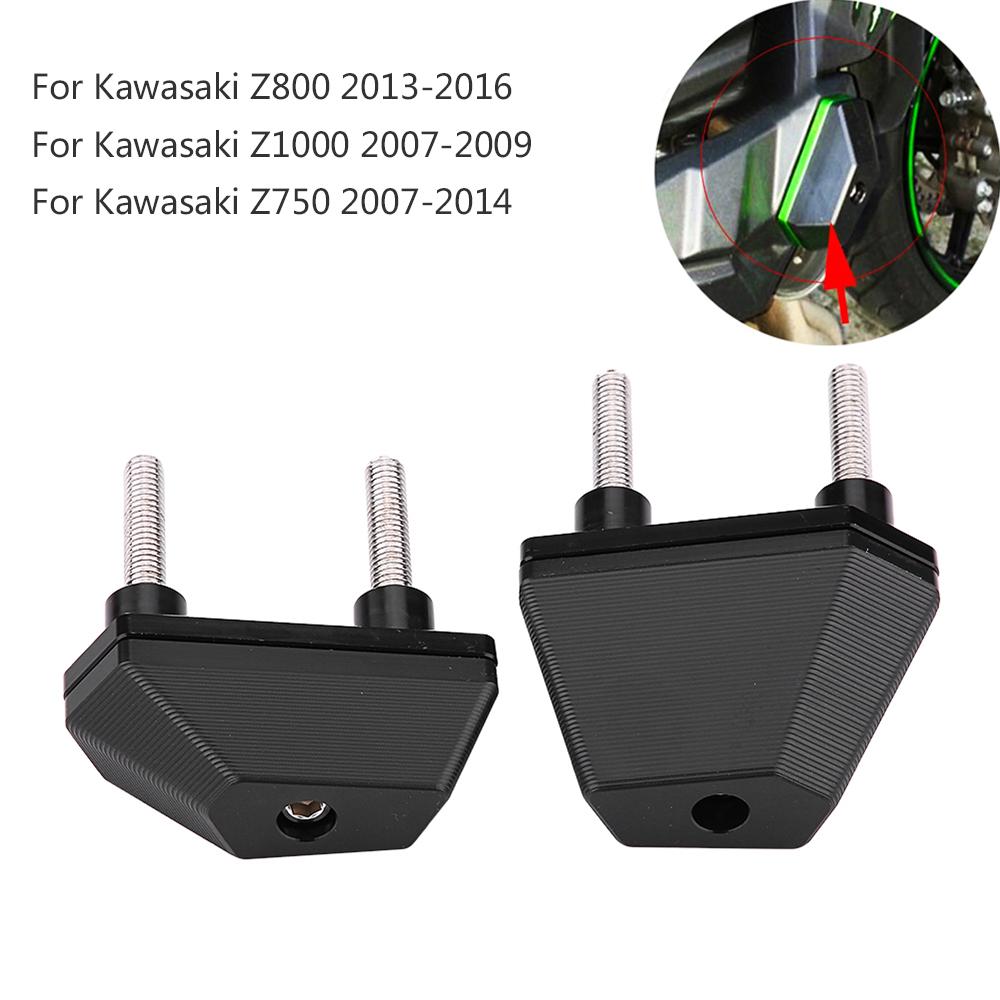 Motobike Engine Guard Frame Sliders Crash Protector For Kawasaki Z800 2013-2016 for Z1000 2007-2009 for Z750 2007-2014
