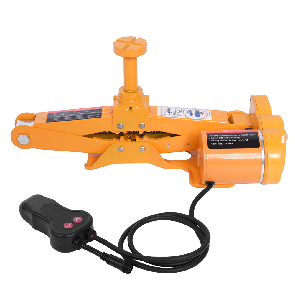 Heavy Duty 3Ton Portable Car Electric Auto Lifting Jack ...