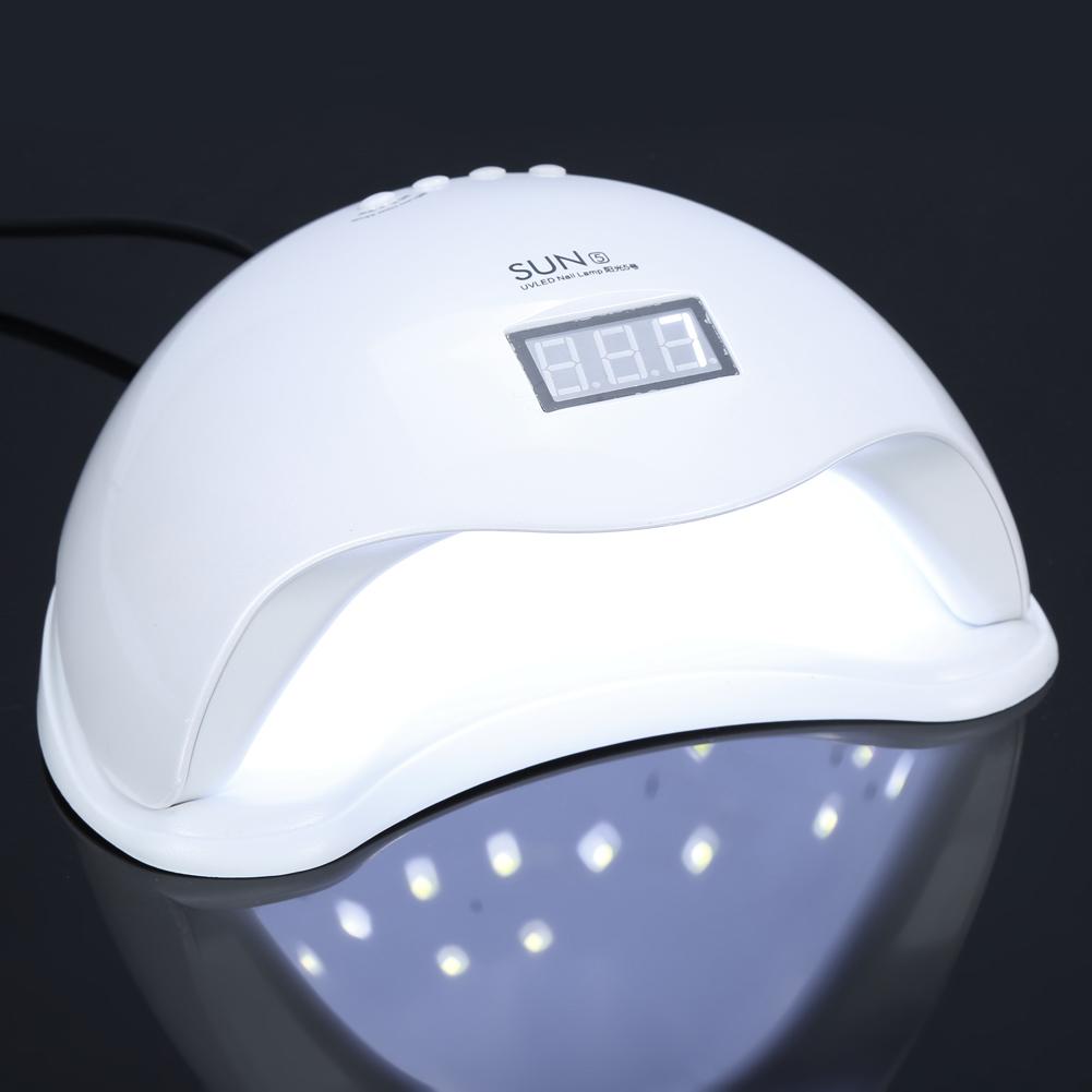 Sunuv 48w Sun5 Professional Led Uv Nail Lamp Led Nail Light Nail