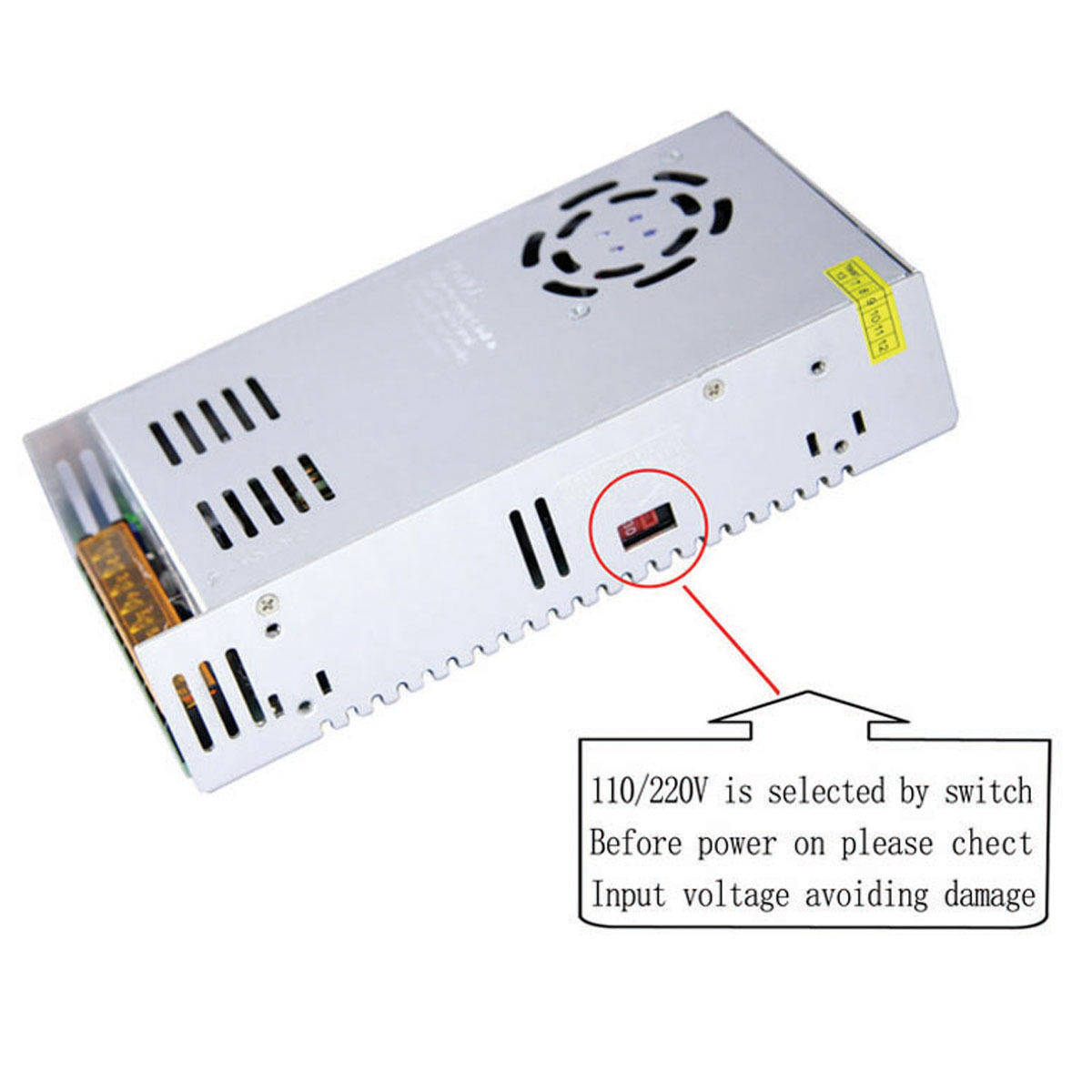 5v 12v 24v Universal Regulated Switching Power Supply Ac Dc For Led How To Decipher The Wiring Schematic Of A 110220v An Reliable With High Quality Material Durable And Safety In Usea New Style Which Can Keep Voltage