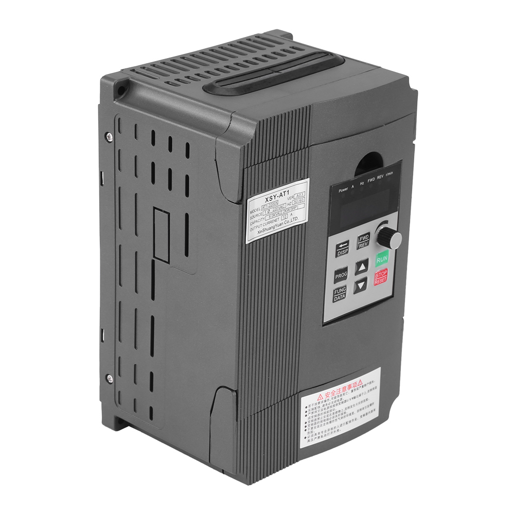 2 2kw 3hp 10a 220vac Single Phase Variable Frequency Drive Inverter Vsd Vfd Eb 663862894462