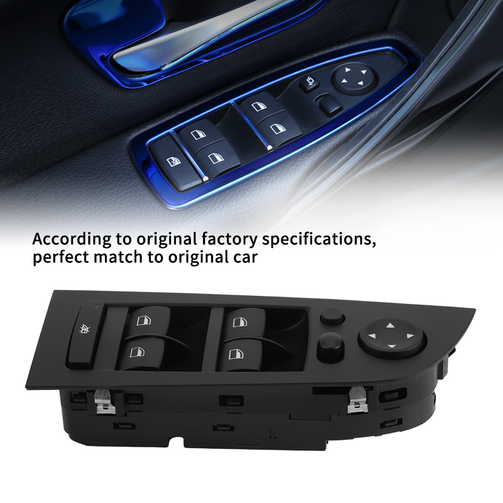 Driver left master power window switch control for bmw e90 e91 318i driver left master power window switch control for bmw e90 e91 318i 320i 325i fandeluxe Choice Image