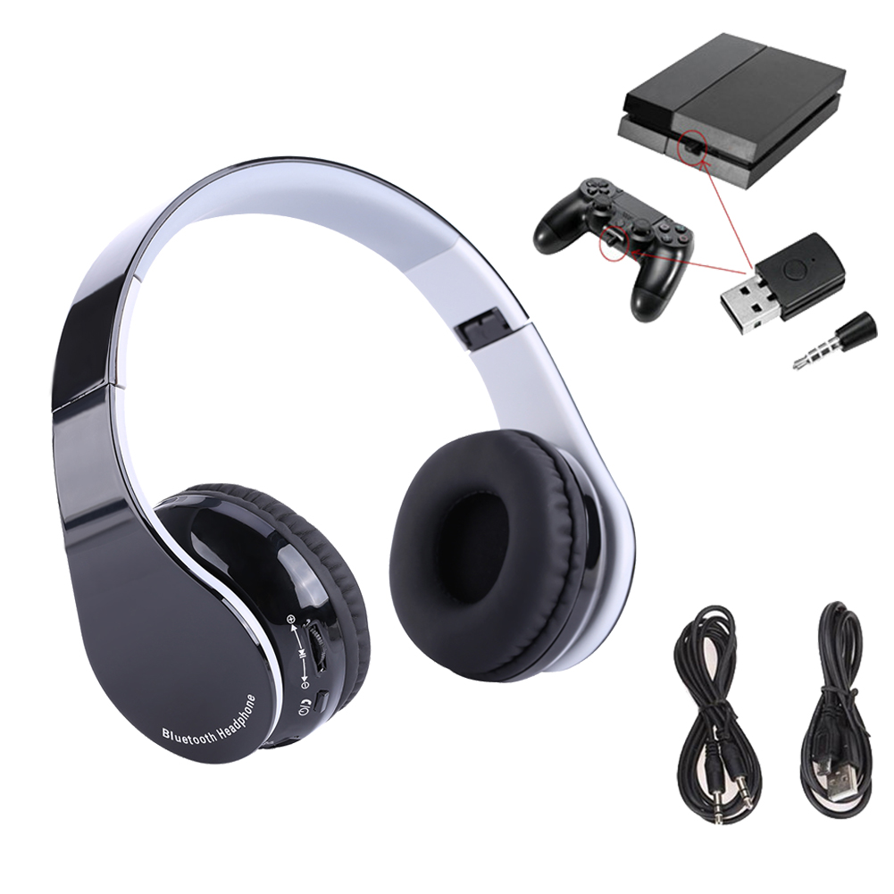 wireless bluetooth game headset headphone earphone for. Black Bedroom Furniture Sets. Home Design Ideas