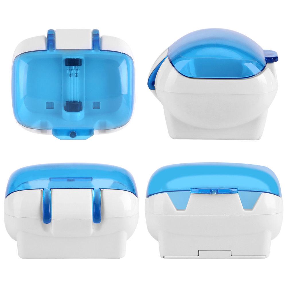 Uv Light Toothbrush Sterilizer Sanitizer Cleaner Holder