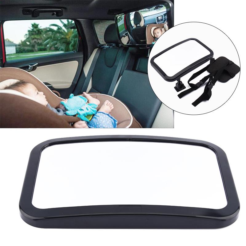 Babyschalenspiegel Baby Rückspiegel Babyschale Kindersitz Autospiegel Drehbar GH