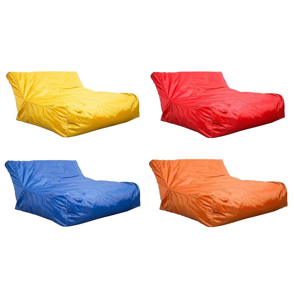 Sitzsack sitzkissen lounge aufblasbar liegesack luftcouch for Sofa aufblasbar
