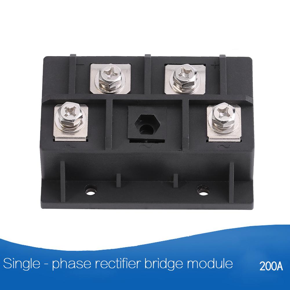 60//100//200//400A 1600V Bridge Rectifier Full Wave Diode Module Single Phase UK