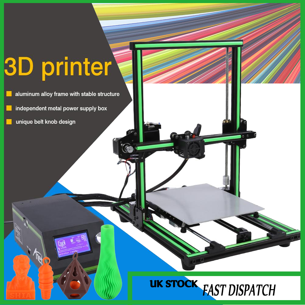 Creality 3d Printer E10 220270300mm Aluminum Frame With Sample Pla Stable Filament Supply