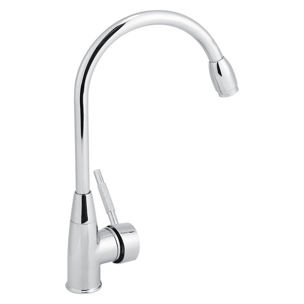 360 flexible robinet mitigeur evier cuisine douchette lavabo eau chaude froide ebay - Robinet flexible cuisine ...