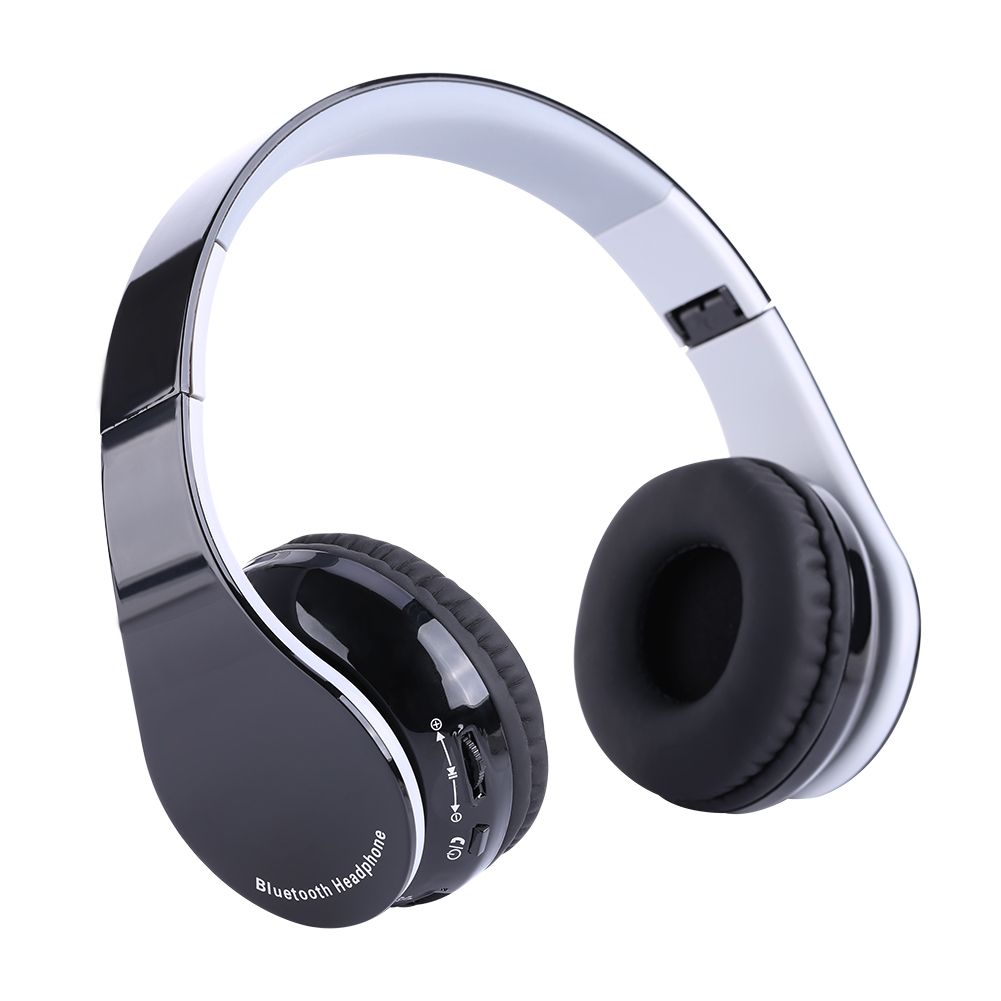 bluetooth wireless stereo gaming headset headphone with. Black Bedroom Furniture Sets. Home Design Ideas