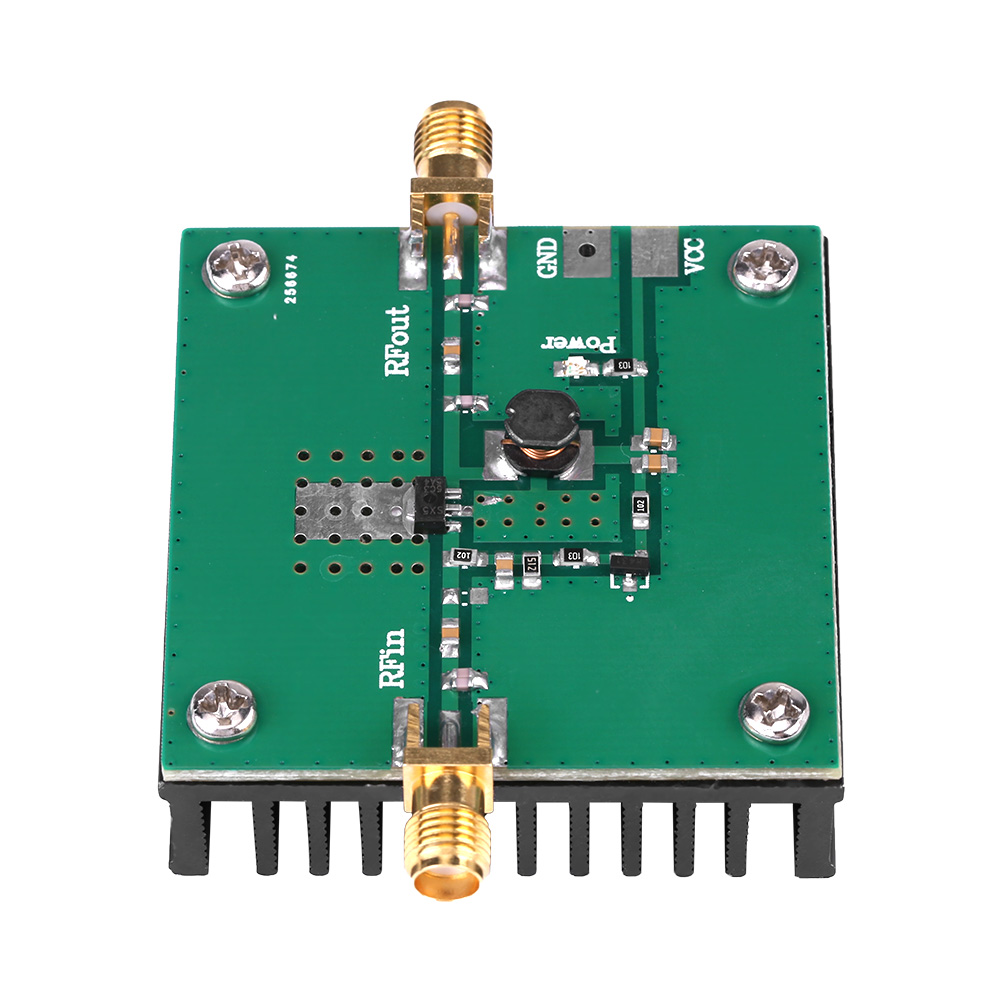 433mhz Rf Power Amplifier 5w Sma Connector For 380 450mhz Remote Transmitter Circuit Ark