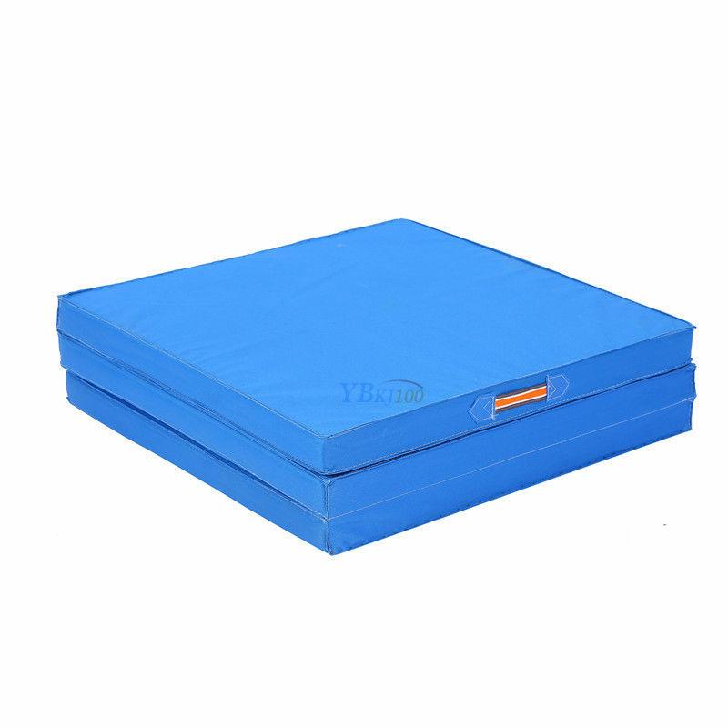 weichbodenmatte gymnastikmatte kinder turnmatte bodenmatte fitnessmatte klappbar ebay