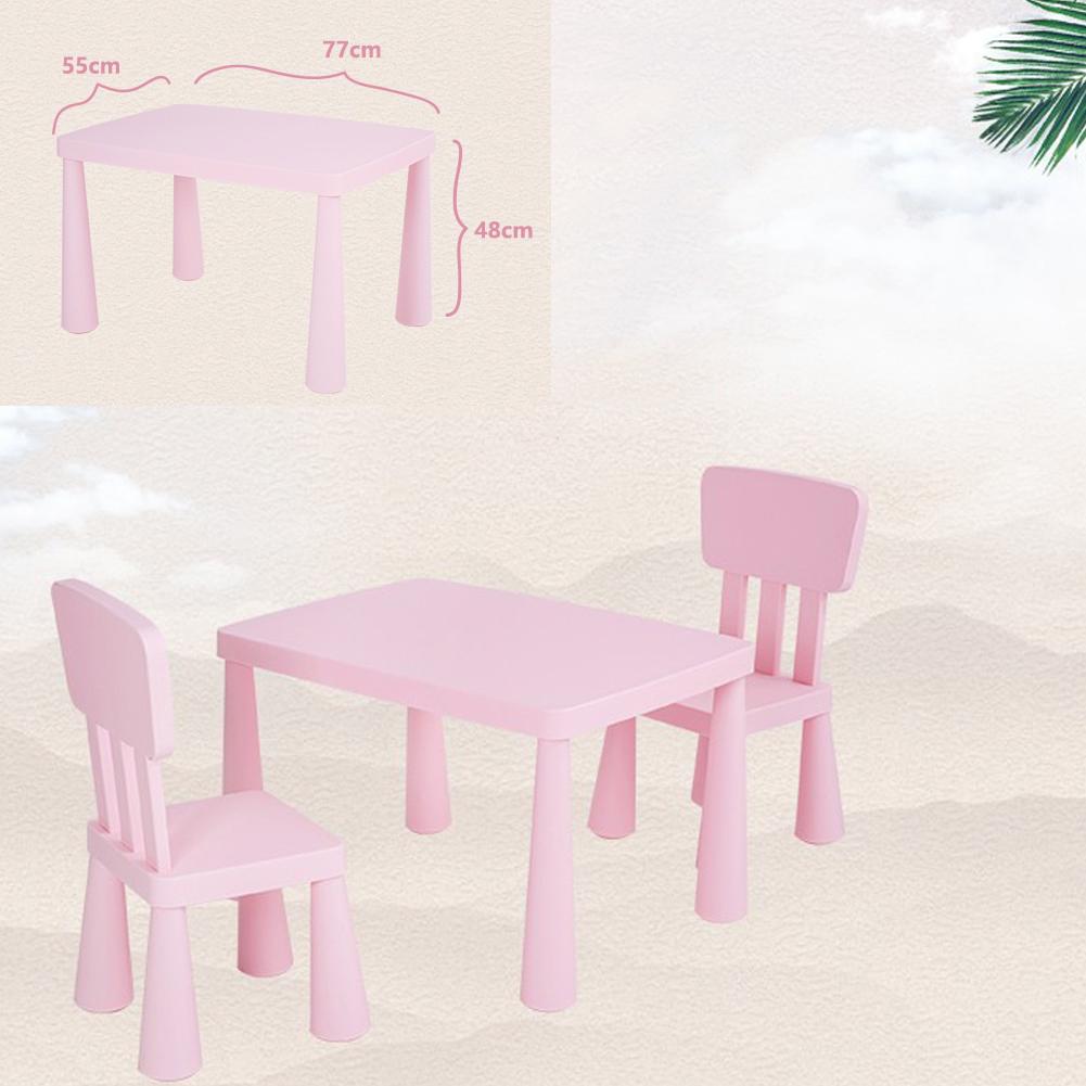 Kindertisch Spieltisch Kinder Schreibtisch Kindermöbel Pp Kunststoff