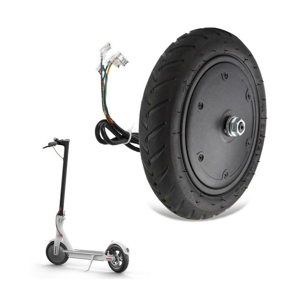 Motor / Explosion Proof Wheel Tire Set For Xiaomi M365