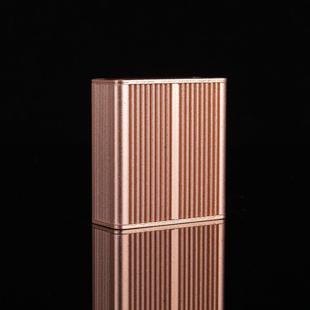 New Aluminum Box Circuit Board Enclosure Case Project Electronic Diy 45x45x19mm